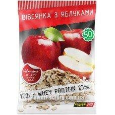 Овсянка с яблоками и корицей Power Pro (50 гр.)