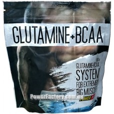 Glutamine + BCAA Power Pro (500 гр.)