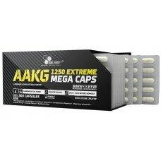 AAKG 1250 Extreme Mega Caps 300 капсул