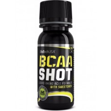 BCAA 3000 Shot Zero carb 60 мл 1/20