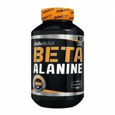 Beta-Alanine 90 капсул 4000мг BioTech USA Nutrition