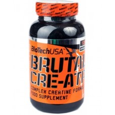 BioTech Brutal CRE-ATP 120 капсул