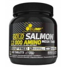 Gold Salmon 12000 Amino 300 таблеток