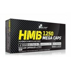 HMB 1250 Mega Caps 120 капсул