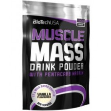 Muscle Mass Biotech 1000 грамм