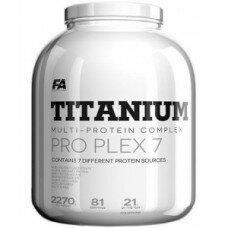Titanium Pro Plex 7 2270 грамм