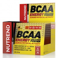 BCAA Energy Mega Strong Powder 20x12,5 грамм
