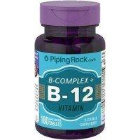 B Complex Plus Vitamin B-12 180 таблеток