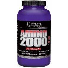 Amino Gold 2000 330 таблеток
