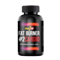 Fat Burner №2 CARDIO 90 капсул