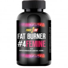 Fat Burner №4 FEMINE 90 капсул