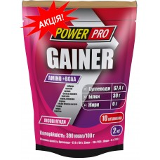 Gainer Power Pro 2000 грамм