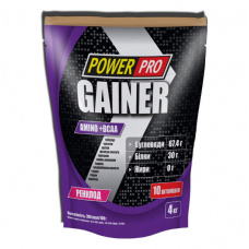 Gainer Power Pro 4000 грамм