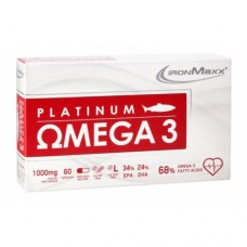 Ironmaxx Omega 3 60 капсул