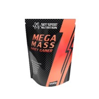 Mega Mass Whey Gainer 1000 грамм