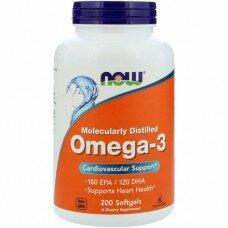 Omega-3 200 софт капсул