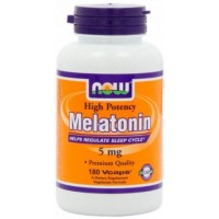 Melatonin 5 мг 180 капсул