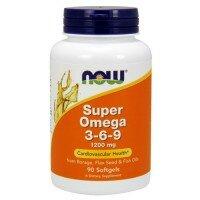Super Omega 3-6-9 1200 мг 180 софт капсул
