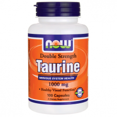 TAURINE 1000 mg 100 капсул