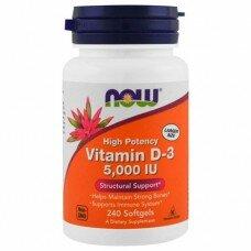 Vitamin D3 5000 ME 240 капcул