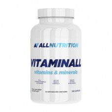VitaminALL Vitamins & Minerals 120 капсул