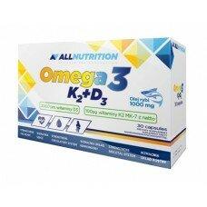Vit D3+K2 30 капсул