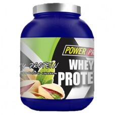 Whey Protein 2000 грамм со вкусом фисташка и шоко-лайм