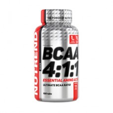 BCAA 4:1:1 100 таблеток Nutrend