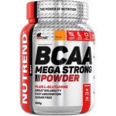 BCAA Mega Strong Powder 500 грамм