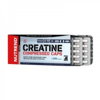Creatine Compressed Caps 120 капсул