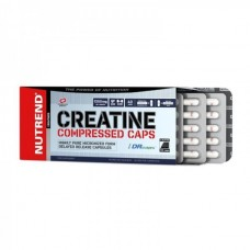 Creatine Compressed Caps 120 капсул Nutrend