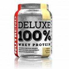 Deluxe 100% Whey Protein 900 грамм Nutrend