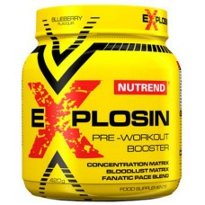 Explosin Pre workout booster Nutrend 420 грамм