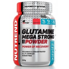Glutamine Mega Strong Powder 500 грамм