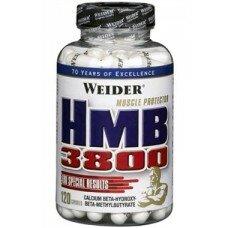 HMB 3800 120 капсул Weider