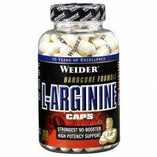 L-Arginine 100 капсул Weider