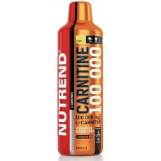 L- Carnitine 100000 Nutrend 1000 мл