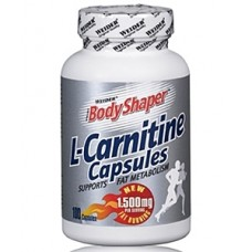 L-Carnitine 100 капсул Weider
