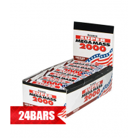 Mega Mass Bar (24 x 60g)
