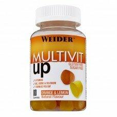 Multivit Up 80 шт (жевательные) Weider