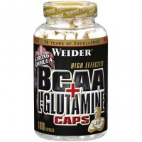 Muscle Recovery BCAA + L-Glutamine 180 капсул