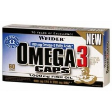 Omega 3 1000 мг 60 капсул