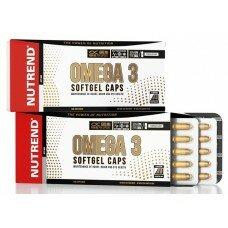 Omega 3 Softgel Caps 120 капсул