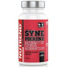 Synephrine 60 капсул Nutrend
