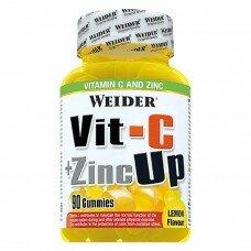 Vitamin C + Zinc 90 шт (жевательные)