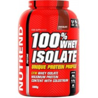 100% Whey Isolate 1800 грамм