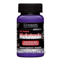Melatonin 100% Premium 3мг 60 капсул