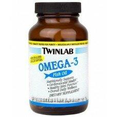 TWL OMEGA - 3 FISH OIL 1000 мг 50 капсул