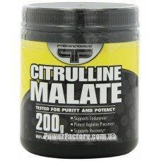PF Citrulline Malate 200 грамм