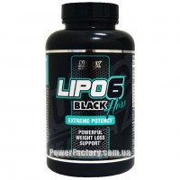 Lipo 6 Black Hers120 капсул